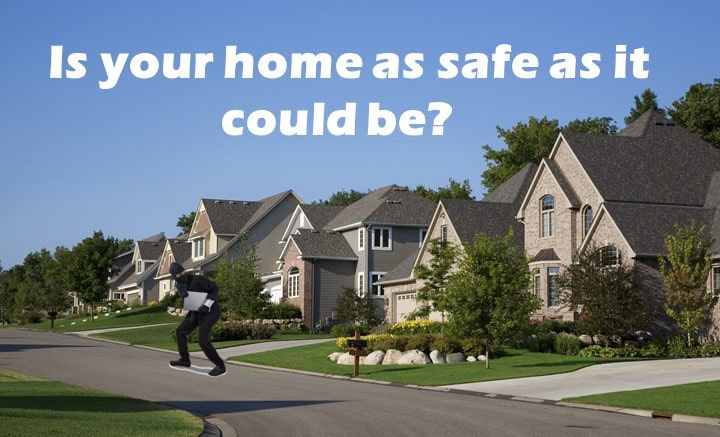 5 Ways to Help Keep the Outside of Your Home Safe