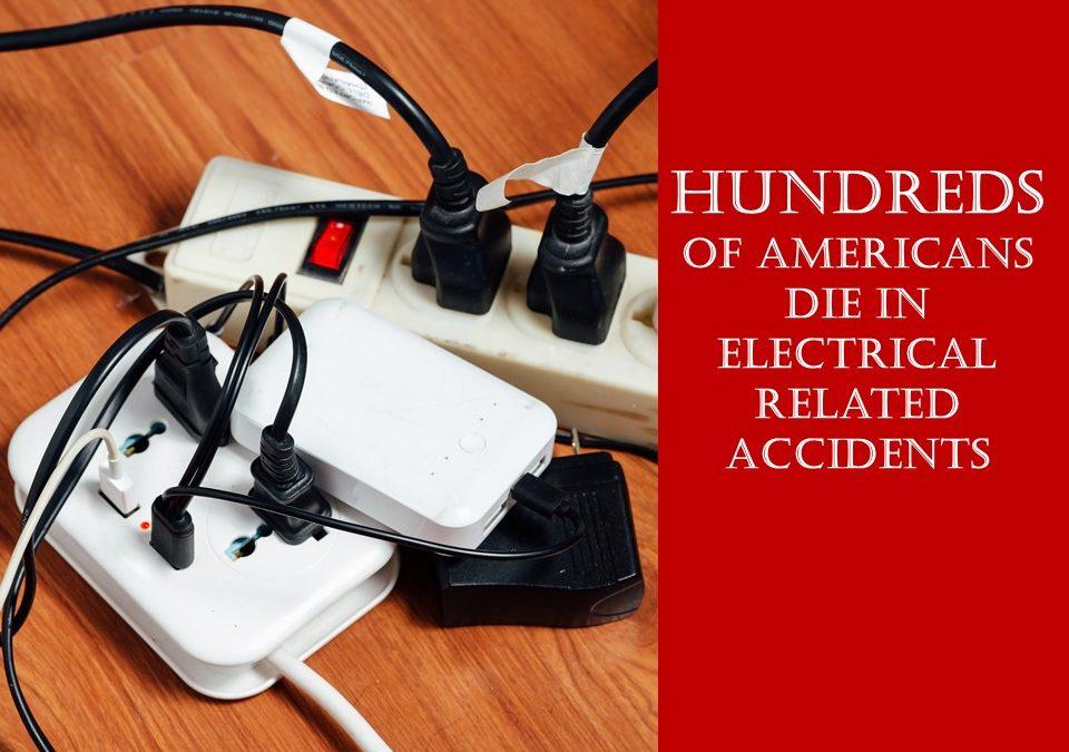 electrical fire hazard