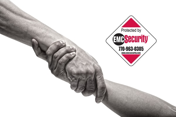 Customer Removes Security System Installed by Cable Company, then calls EMC Security!