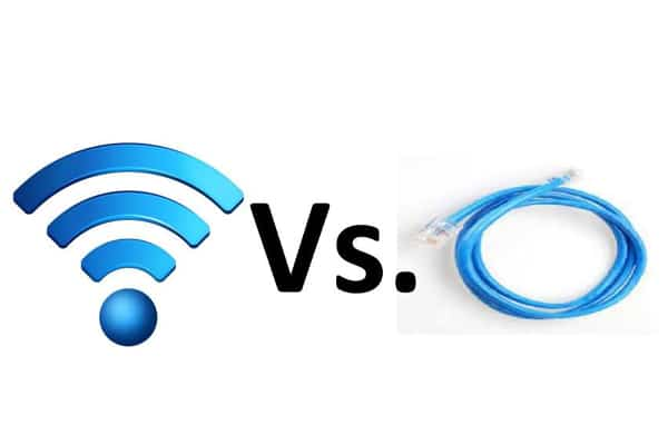 wireless vs wired security systems