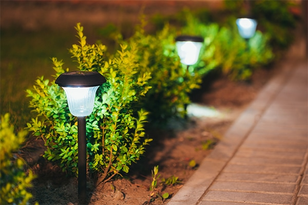 Security Benefits Of Outdoor Lighting Emc