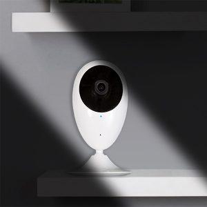 an indoor security camera
