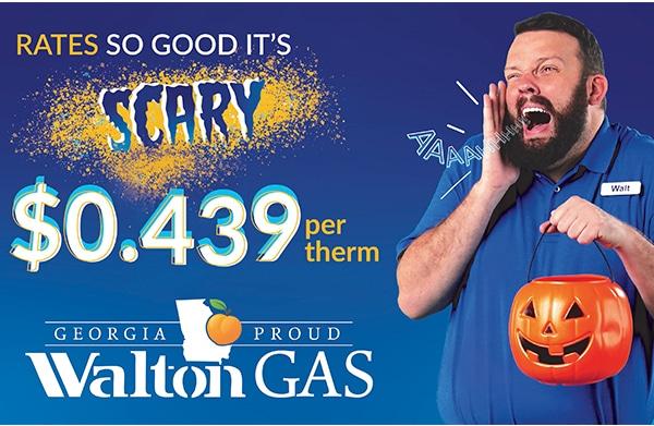 Walton Gas Promo For EMC Security Customers
