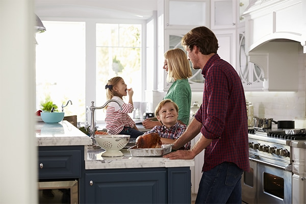 Safety at Home – Your Kitchen